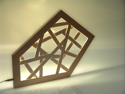 """polyx"" – 5er Polygon"